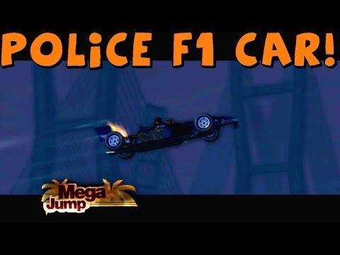 Burnout Paradise | Police F1 Car