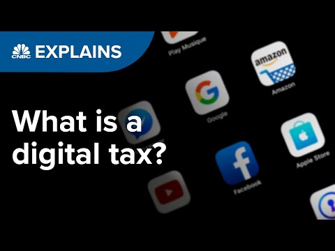 What is a digital tax?   CNBC Explains