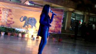 main pareshaan karaoke-by mahasweta sarma