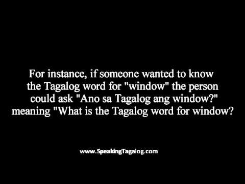 tagalog phrases and expressions