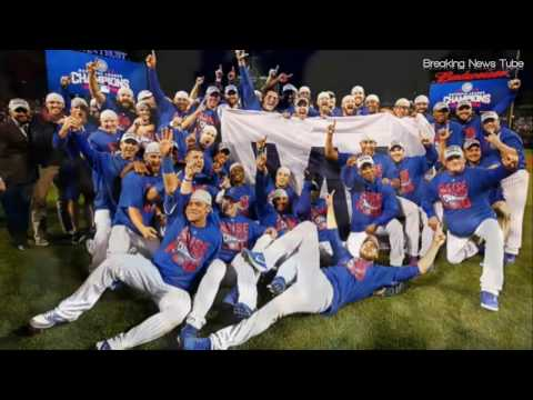 Chicago Cubs Win World Series BaseBall After 108 Years