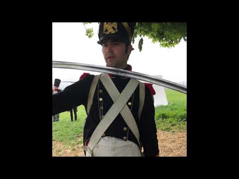 Short History And Weapons From The Battle-Waterloo Belgium