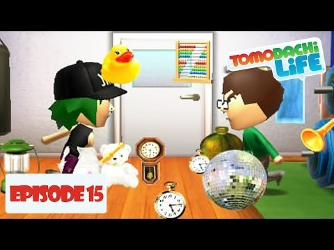 A Tomodachi Life #15: Friendships and Fights
