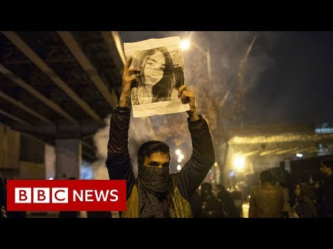 Iran: 'Several people detained' for shooting down airliner - BBC News