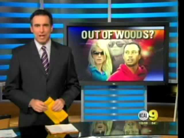 In Depth Exploration of the Tiger Woods Sex Scandal | Dr. Sheri Meyers on KCAL9