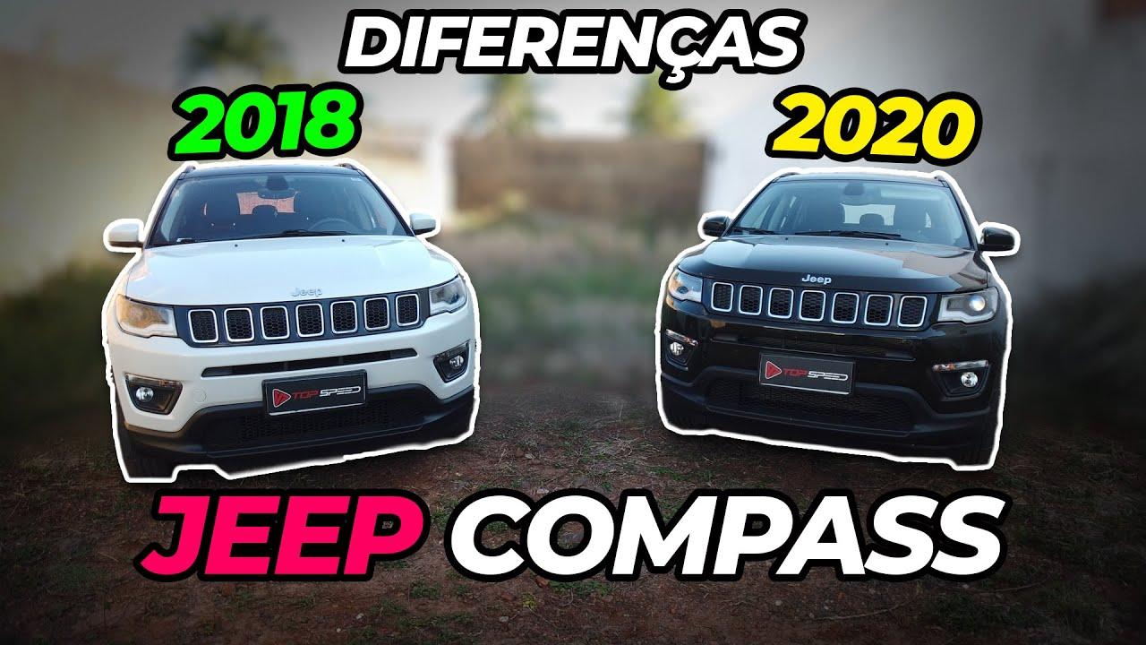 O Que Vale Mais A Pena Jeep Compass Usado Ou Zero Km Top Speed Youtube