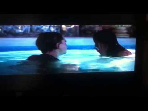 Romeo and Juliet Pool scene