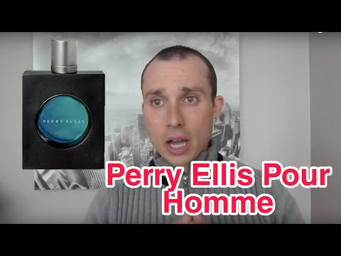 Perry Ellis for Men fragrance/cologne review