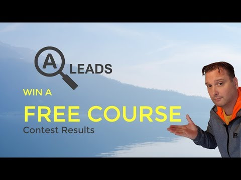 Contest : Win a FREE Amazon FBA Course