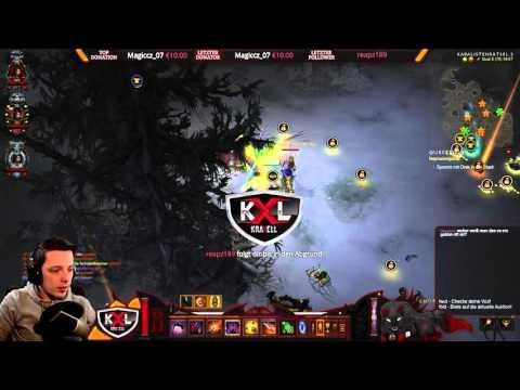 Diablo 3 RoS [Stream] - Na da Monk mich doch einer! ➥ Let's Play (Part 1)