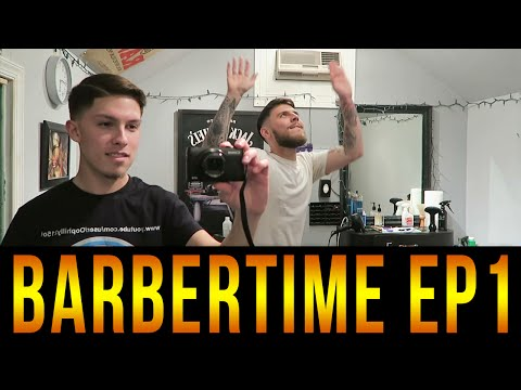 BarberTime - Episode 1 Vlog