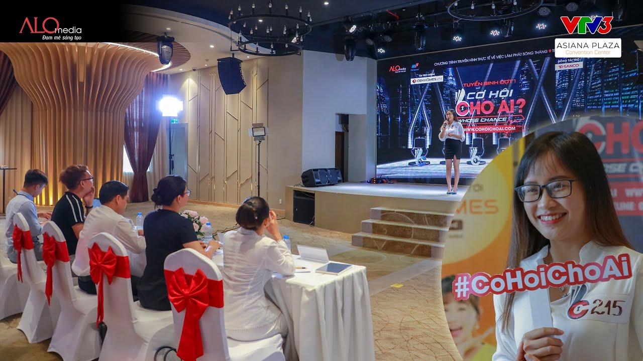 DỞ KHÓC DỞ CƯỜI với những tình huống thí sinh đến CASTING Cơ Hội Cho Ai | Behind the scene
