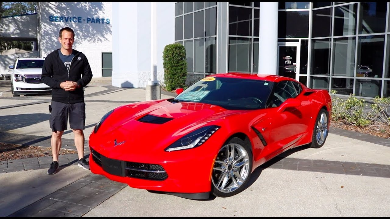 Is the 2019 C7 Corvette Stingray the LAST front engine Corvette? - YouTube