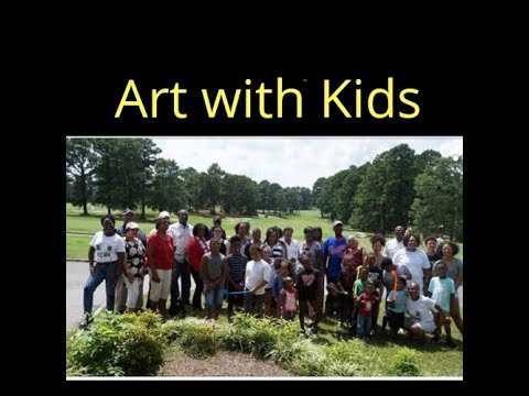 Art with Kids presented by Jill O. Patrick and Roxanne Wells