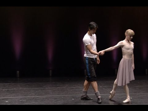 Romeo and Juliet rehearsal (The Royal Ballet) from YouTube · Duration:  1 hour 4 minutes 7 seconds