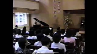19890917信友堂獻堂感恩禮拜02_序樂_陳至暉弟兄