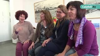 Dia Internacional de les Dones 2018 a Calafell