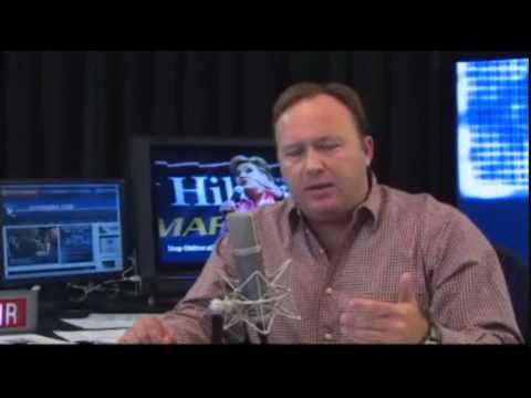 Alex Jones - Luke Rudowski asks Colbert about Bilderberg - part 3/3