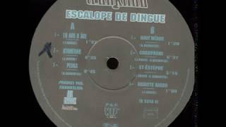 "Trankilou ""Atom funk"" 1997 Kif Recordings"