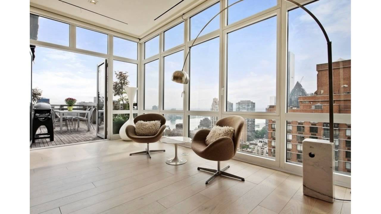 Wolf of wall street penthouse apartment in manhattan new ...