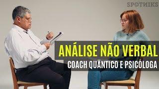 COACH e PSICOLOGA | Análise Não Verbal (Coach Quantico e Psicologa Conversando)