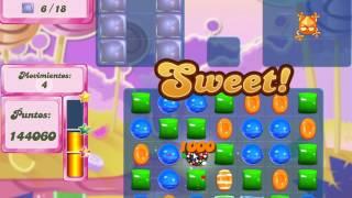 Candy Crush Saga - Nivel 621