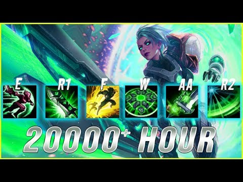 What 20000 +  HOURS Of RIVEN Experience Looks Like