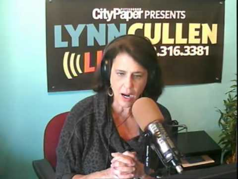 Lynn Cullen Live - 06/04/12