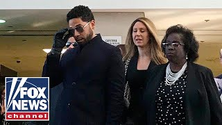 Ted Williams reacts to 'surprising' turn of events in Smollett case