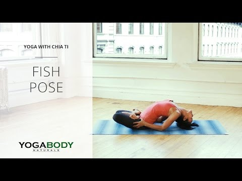 How To Do Fish Pose | Yoga Tutorial