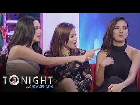 TWBA: Fast Talk with Toni, Bianca and Mariel