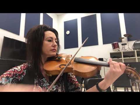 Bold Venture  Violin II