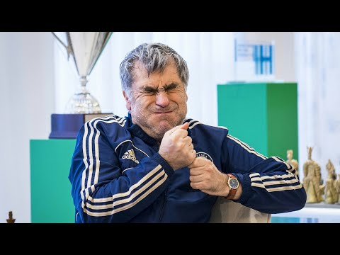 Vassily Ivanchuk Funny Chess Reactions