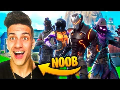 MOOSECRAFT PLAYS FORTNITE! - Fortnite Funny Fails and Moments! #1