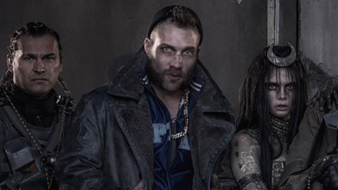 """Suicide Squad's Jai Courtney Says """"I'm Going as Far as They'll Let ..."""