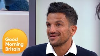 Peter Andre Wants to Get Into Acting | Good Morning Britain