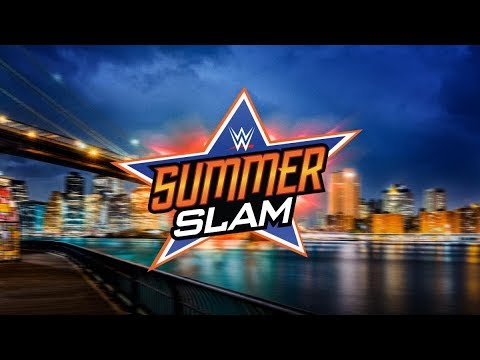 WWE SummerSlam Returns To Brooklyn In 2018