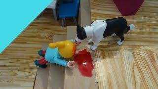 Playmobil Film deutsch - DER UNFALL - Kinderfilm - Familie Larssen