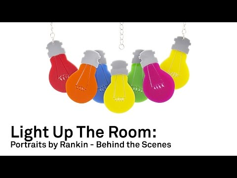 Download Youtube: Light Up The Room: Portraits by Rankin - Behind the Scenes