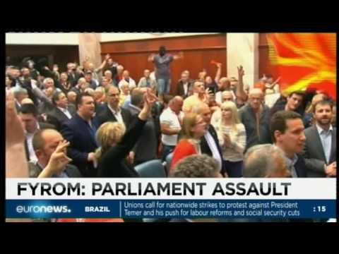 Македонија е топ тема во регионалните медиуми