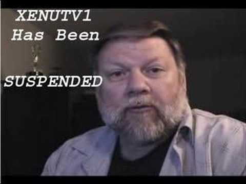 XENUTV1 ACCOUNTV HAS BEEN SUSPENDED