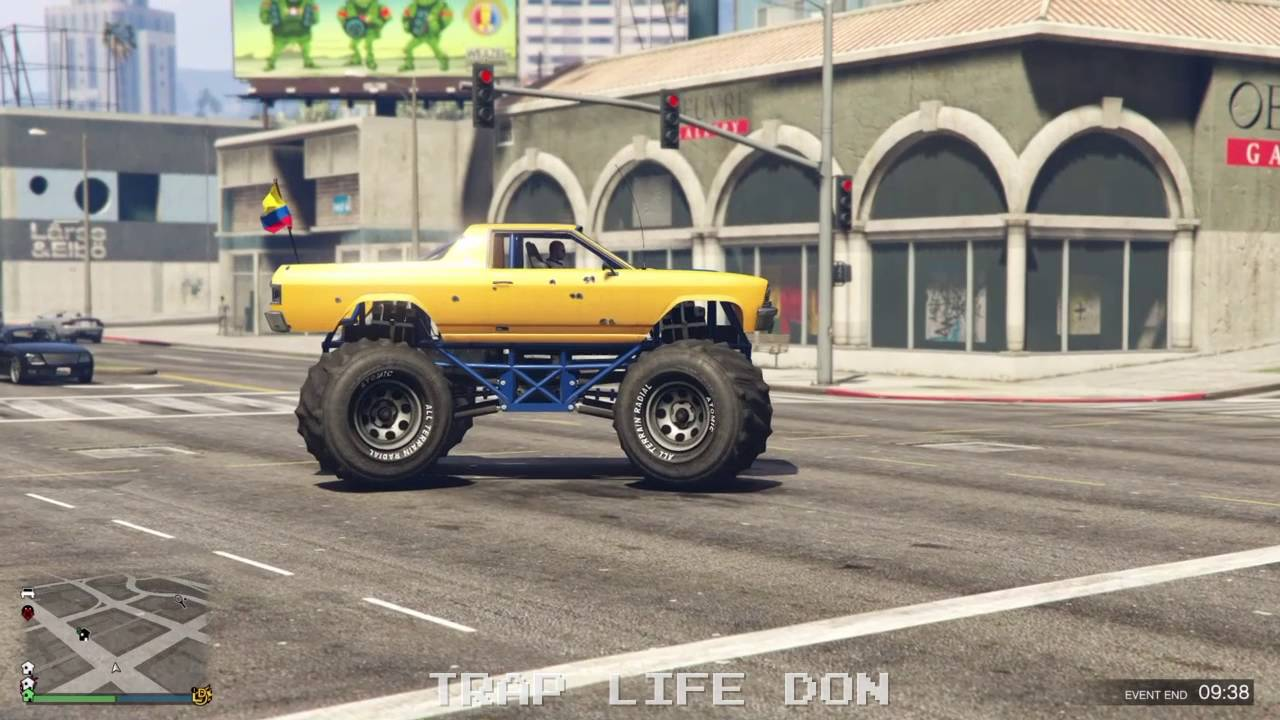 GTA 5 ONLINE SECRET CARS AND HIDDEN VEHICLES ( FREE BURGER