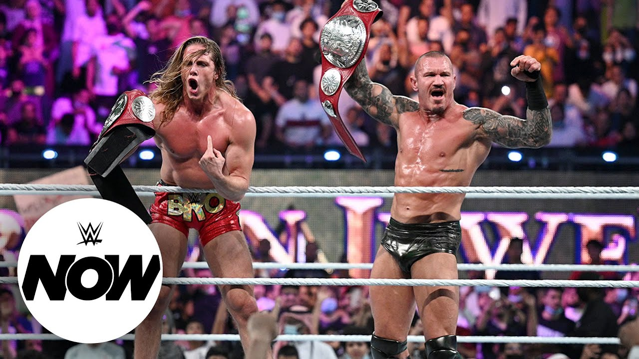 Download Big E, Becky Lynch, RK-Bro and more usher in new era of Raw: WWE Now, Oct. 25, 2021