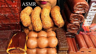 ASMR CHOCOLATE DESSERTS(MALTIE…