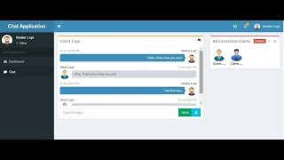 How to Create Chat Application Using Codeigniter, PHP,MySql, Ajax, Jquery,Json