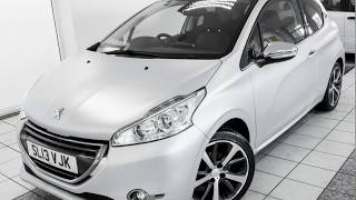 Peugeot 208 Ice Velvet  Limited Edition 2012 Videos