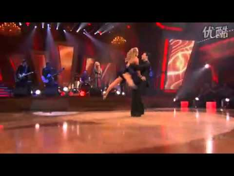 Avril Lavigne - Complicated Live at Dancing With The Stars