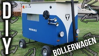 Der geilste Bollerwagen für Vatertag 2018 - Wir bauen einen Bollerwagen DIY