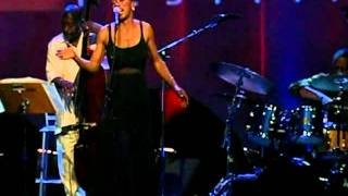 Carmen Lundy Quartet - The Lamp is Low - Chivas Jazz Festival 2001