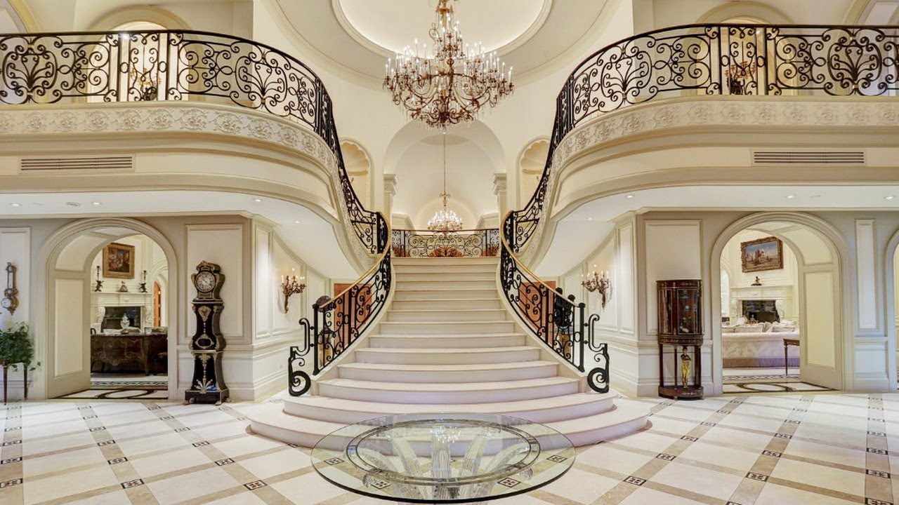 This Clic Style Mega Mansion Is A